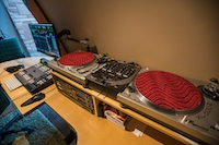 Picture of KVAN Studios Turn Tables